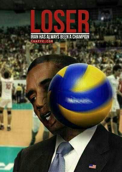 واکنش کنایهآمیز کاربران فضای مجازی به پیروزی والیبال ایران بر آمریکا + لیست پیامها